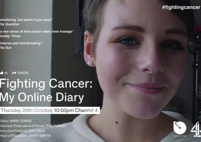 Fighting Cancer: My online diary