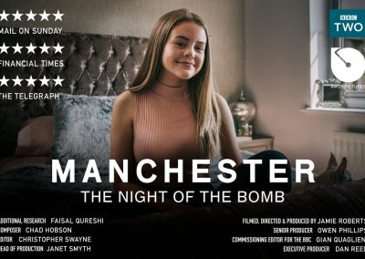 Manchester: The Night of The Bombs