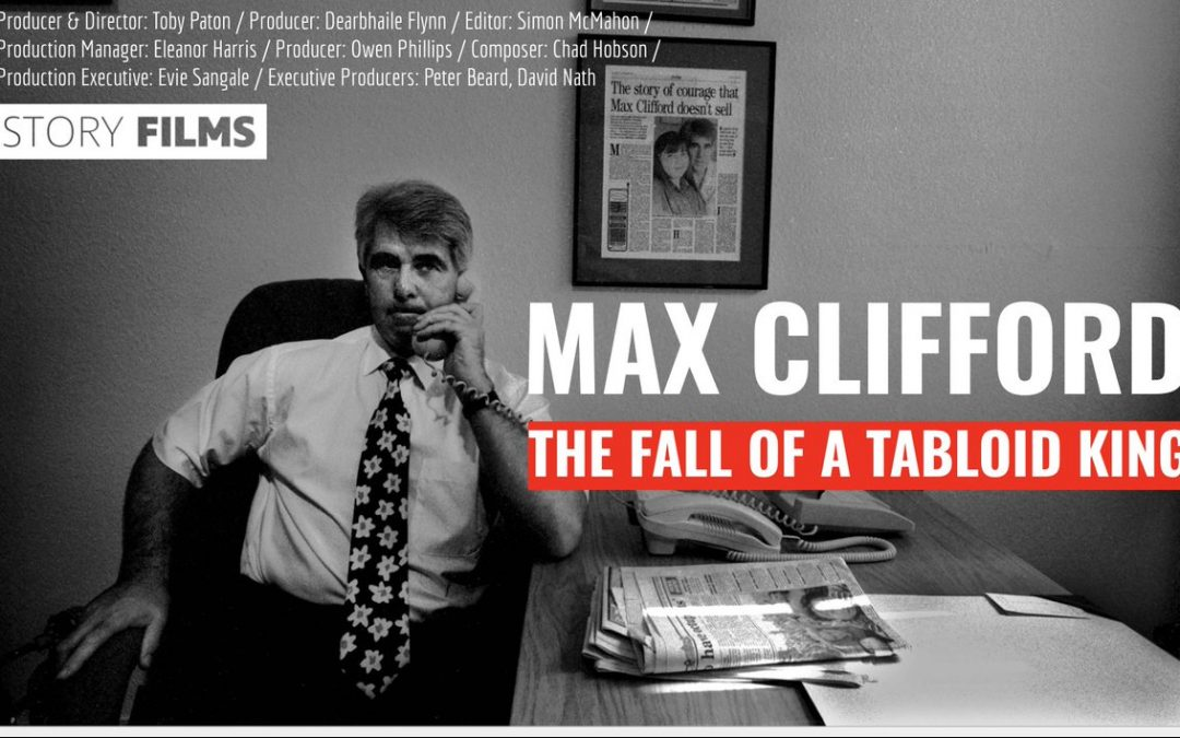Max Clifford – The Fall of a Tabloid King