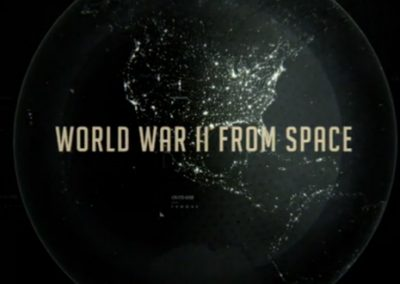 World War II From Space