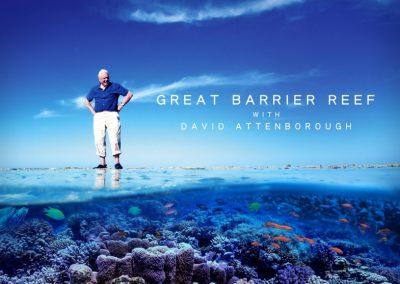 Great Barrier Reef w David Attenborough
