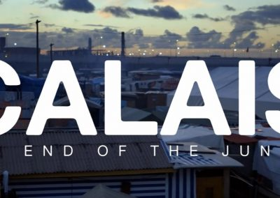 Calais – the end of the jungle