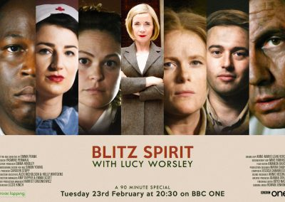 Blitz Spirit with Lucy Worsley